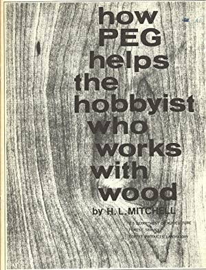 how PEG helps the hobbyist who works with wood: H. L. Mitchell