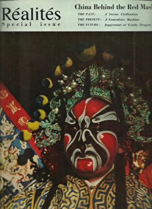 Re'alite's, Special Issue: China Behind the Red Mask, August 1956 No. 69: Alfred Max ...