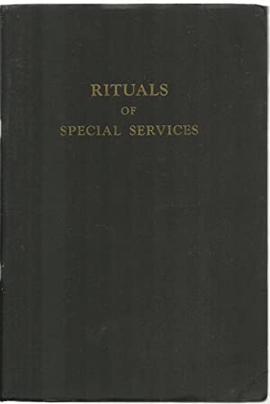 Rituals of Special Services - Benevolent and Protective Order of Elks of the United States of ...