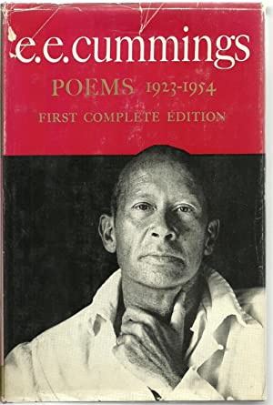 e. e. cummings, Poems 1923-1954, First Complete Edition