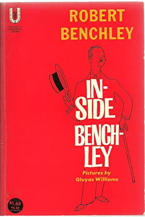 Inside Benchley: Robert Benchley, pictures by Gluyas Williams