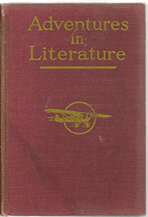 Adventures in Literature - Book Eight: Edited by Jacob M. Ross