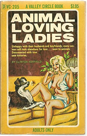 Animal Loving Ladies: Clinton Ashfield