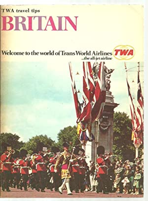 Britain, TWA travel tips