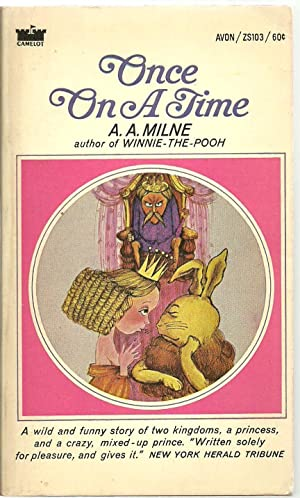 Once On A Time: A. A. Milne