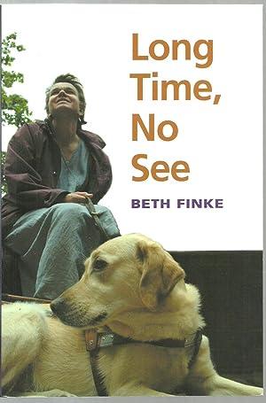 Long Time, No See: Beth Finke