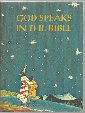 God Speaks In The Bible: Donna Paulson, Editor: Gustav K. Wiencke