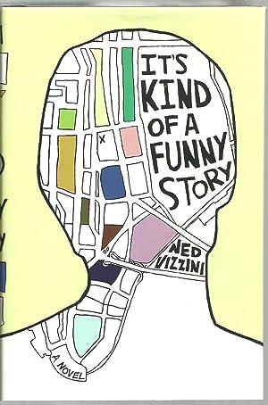 It's Kind of Funny Story: Ned Vizzini