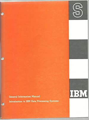 General Information Manual, Introduction to IBM Data Processing Systems