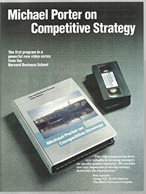 Michael Porter on Competitive Strategy: Michael Porter