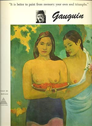 Gauguin - The Library of Great Painters, Portfolio Edition: Text by John Rewald