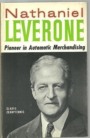 Nathaniel Leverone, Pioneer in Automatic Merchandising: Gladys Zehnpfennig
