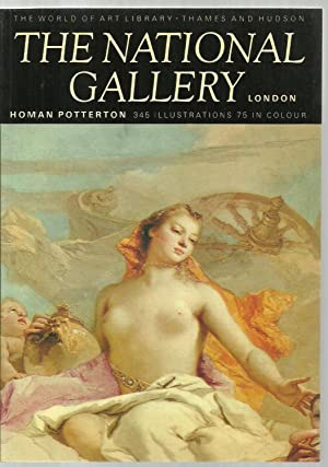 The National Gallery London: Homan Potterton, with a preface by Michael Levey