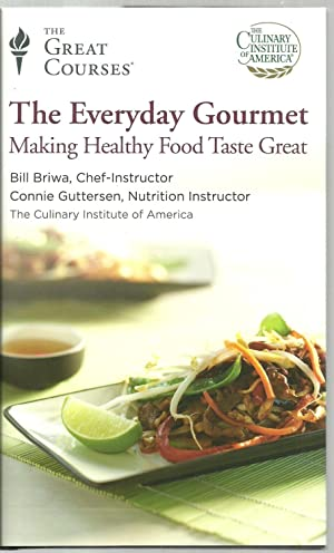 The Culinary Institute of America - 3 volumes set assorted plus 3 DVDs