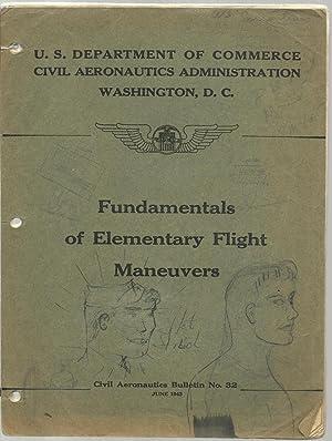 Fundamentals of Elementary Flight Maneuvers - U.S. Department of Commerce, Civil Aeronautics ...