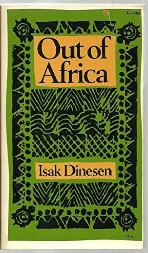 Out of Africa: Isak Dinesen