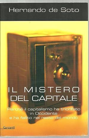 IL Mistero Del Capitale: Hernando de Soto