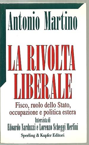 La Rivolta Liberale: Antonio Martino