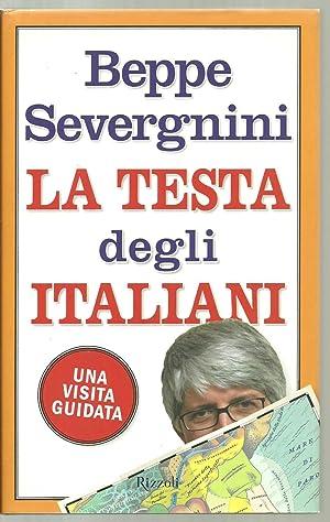La Testa degli Italiani: Beppe Severgnini