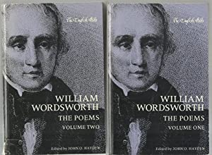 William Wordsworth, The Poems, Two Volumes Set: Edited by John O. Hayden
