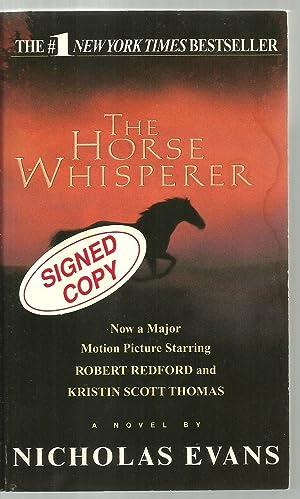 The Horse Whisperer: Nicholas Evans