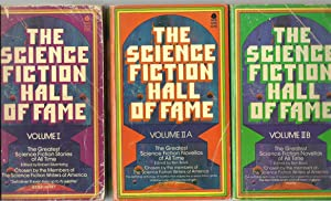 The Science Fiction Hall of Fame, 3 Volumes set