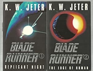 Blade Runner, 2 Volumes : The Edge of Human, Replicant Night