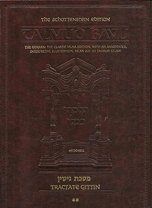 Talmud Bavli, Tractate Gittin: Elucidated by Yitzchok Isbee, Mordechai Kuber