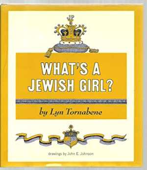 What's A Jewish Girl: Lyn Tornabene