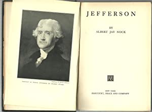 Jefferson: Albert Jay Nock