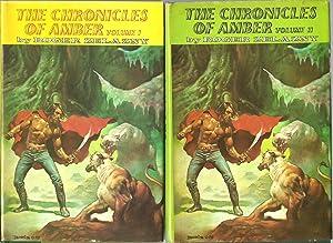 The Chronicles of Amber, Volume I and Volume II: Roger Zelazny