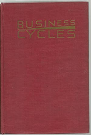 Business Cycles, Their Nature, Cause, and Control: James Arthur Estey