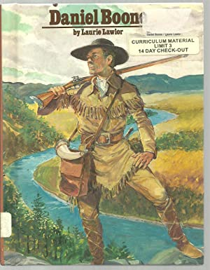 Daniel Boone: Laurie Lawlor