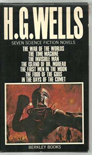 H.G. Wells, Seven Science Fiction Novels, In Slipcase: H. G. Wells