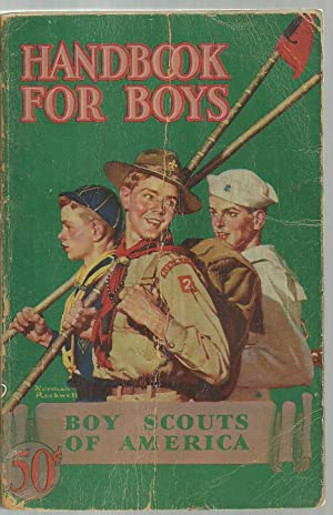 Handbook For Boys, Revised, First Edition, 33rd printing