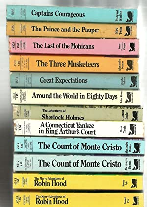Illustrated Classic Editions - 12 Assorted Volumes Set: See description