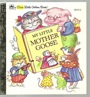 First Little Golden Book - 15 Assorted Volumes Set: See description