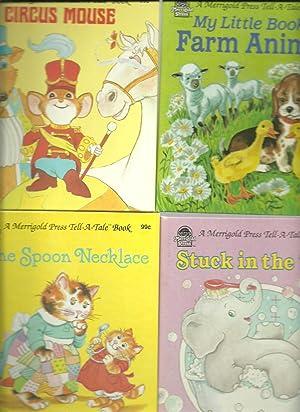 A Merrigold Press Tell-A-Tale Book, 6 Assorted Volumes Set