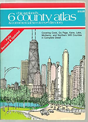 Chicagoland's 6 County Atlas