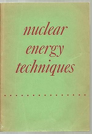 nuclear energy techniques