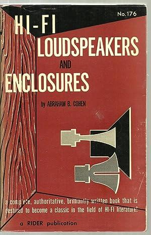 Hi-Fi Loudspeakers And Enclosures: Abraham B. Cohen