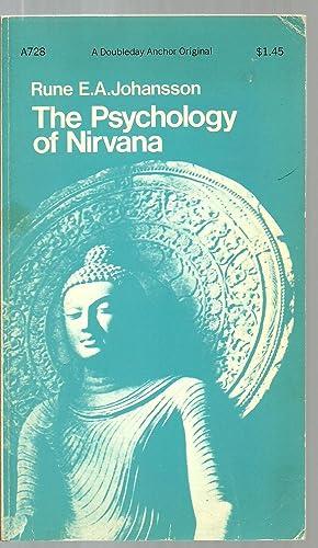 The Psychology of Nirvana: Rune E. A. Johansson