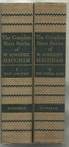 The Complete Short Stories of W. Somerset Maugham - 2 Volumes Set