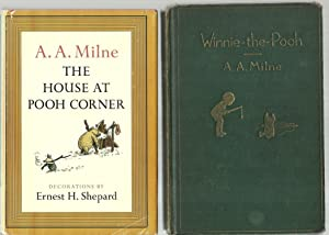 The House At Pooh Corner / Winnie-the-Pooh: A. A. Milne