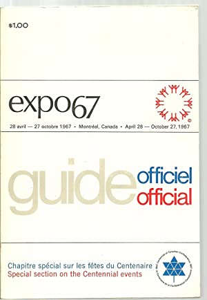 Expo67, Official Guide