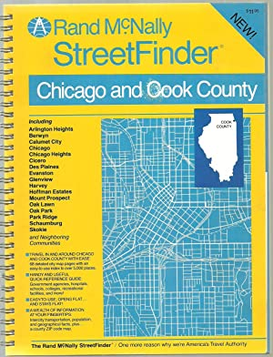 Chicago and Cook County, Rand McNally StreetFinder