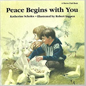 Peace Begins with You: Katherine Scholes