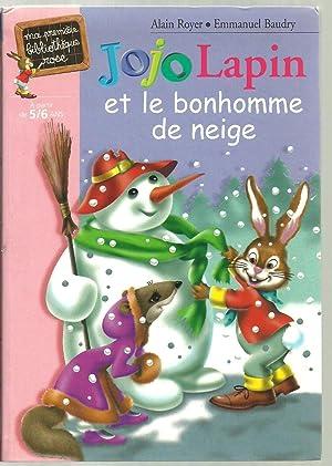 Jojo Lapin et le bonhomme de neige: Alain Royer, Emmanuel