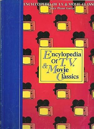 Encyclopedia of T.V. & Movie Classics, Voice/Piano/Guitar