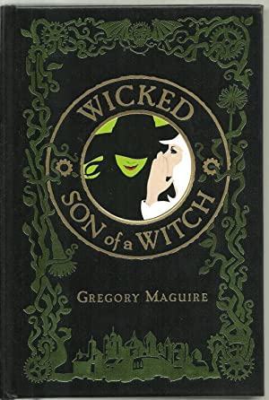 Wicked & Son of a Witch, Two: Gregory Maguire